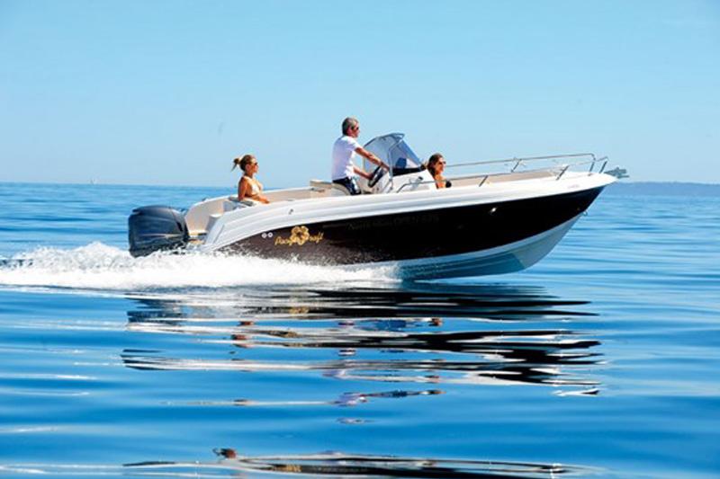 Motor Open Boats