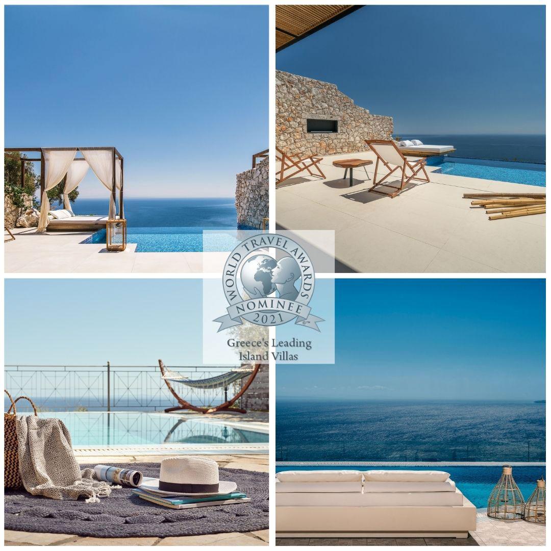 Greece's Leading Island Villas 2021